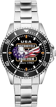 KIESENBERG 2320 - Reloj para Harley Davidson