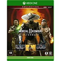 Mortal Kombat 11: Aftermath Xbox One