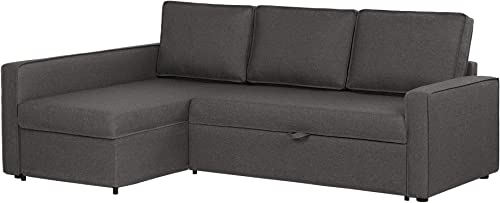 South Shore Live-It Cozy Interchangeable Sectional Sofa-Bed