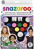 Snazaroo - Set lo último de Pintura Facial - Face Paint Ultimate Party Pack
