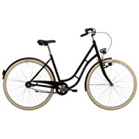 Ortler Detroit Limited - Bicicleta Holandesa Mujer - Negro 2018 Bicicleta Urbana
