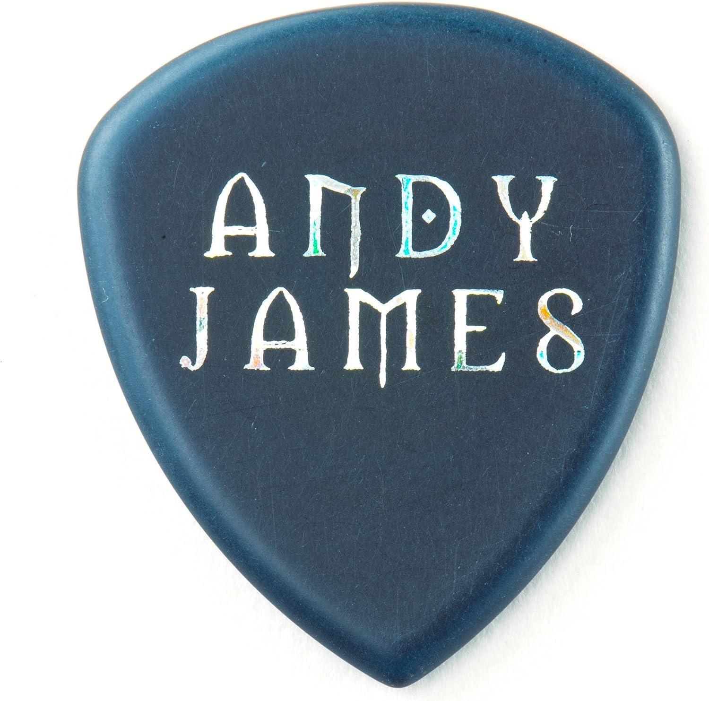 Dunlop Andy James Flow Jumbo 2.0mm Guitar Picks 546PAJ2.0