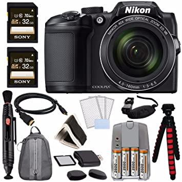 Review Nikon COOLPIX B500 Digital
