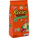 REESE'S Christmas Candy Holiday Peanut Butter Cup Miniatures 36 oz.