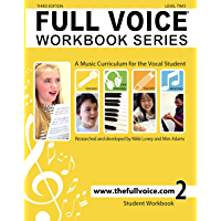 FULL VOICE WORKBOOK - Level Two book cover