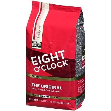 Eight O'Clock Ground Coffee-The Original