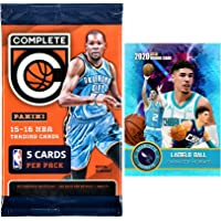 $23 » 2015-16 Panini Complete FACTORY SEALED NBA Basketball Pack - Try for DEVIN BOOKER Rookie Cards - Includes a LaMELO BALL…