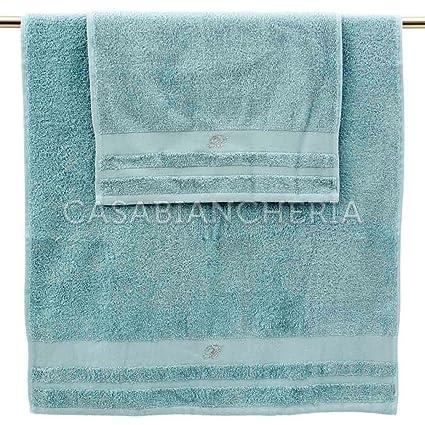 Par toallas de rizo Blumarine Lory