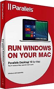Parallels Desktop 10 for Mac