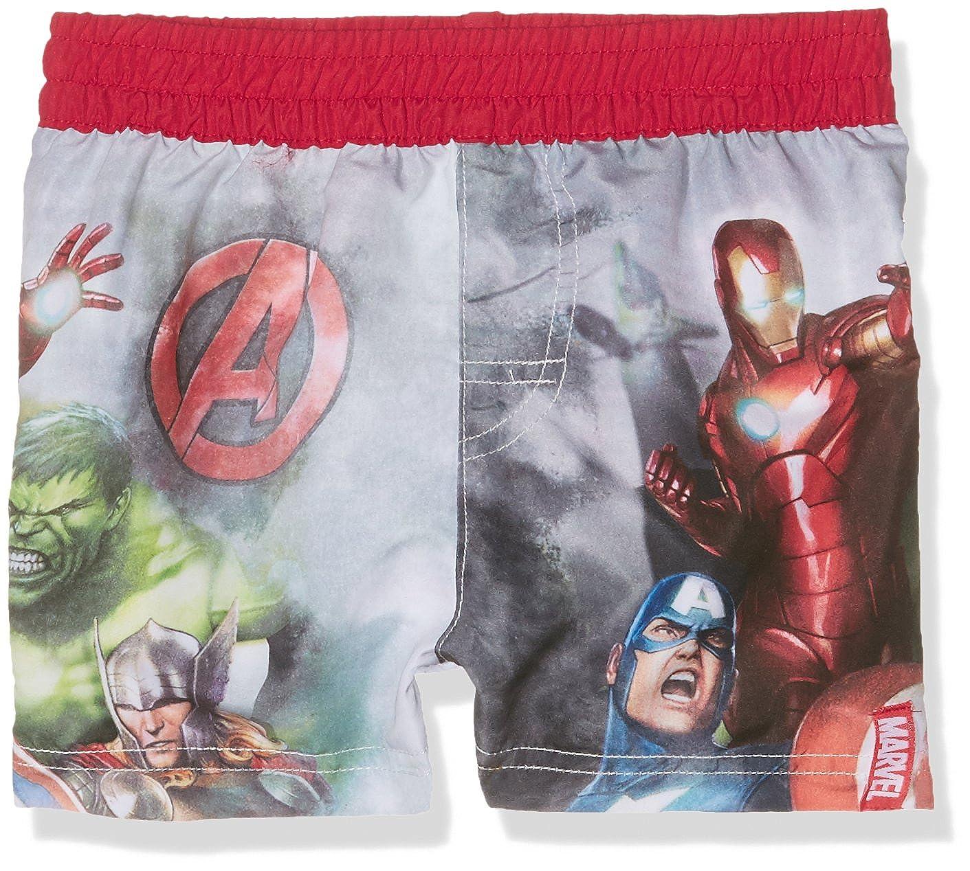 63218f9c87e4d Marvel Boy's Avengers C Swim Shorts, Red, 9-10 (Size:10 Years):  Amazon.co.uk: Clothing