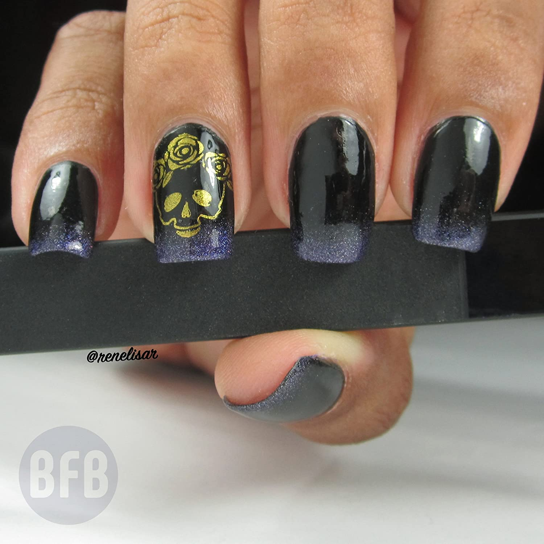 Amazon.com : Bona Fide Beauty Czech Glass Nail File - 1-Piece Fine ...