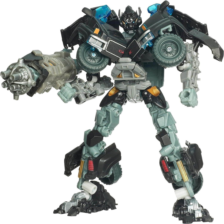Transformers Cannon Force Ironhide Mechtech Movie 3 Hasbro Voyager Action Figure