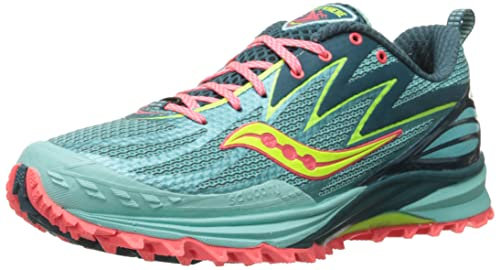 4e52bbae4f Saucony Women's Peregrine 5 Trail Running Shoe