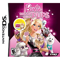 'Jogo Nintendo DS Barbie Groom And Glam Pups - THQ