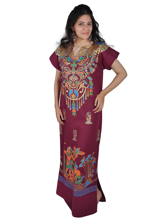 Cleopatra Pharao Kostüm Damen-Kaftan Faschingskostüm Karnevalskostüm ...