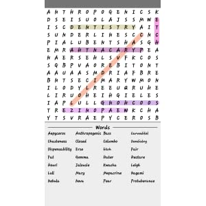 Word Search: Amazon.es: Appstore para Android