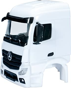 Mercedes-Benz Actros Streamspace 2.3 Fahrerhaus sep Grill ohne WLB 2 St/ück herpa 083690