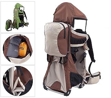 MONTIS Ranger Pro - Porte-bébés Dorsal - jusqu à 25kg - Plusieurs Coloris f3c98db56a8