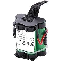 INTENSILO Batería Recargable Compatible con McCulloch Rob R600, Rob R800, Rob R1000 Robot cortacésped (2500 mAh, 18 V…