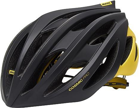 MAVIC Cosmic Pro Vision - Casco de Bicicleta Hombre - Negro ...