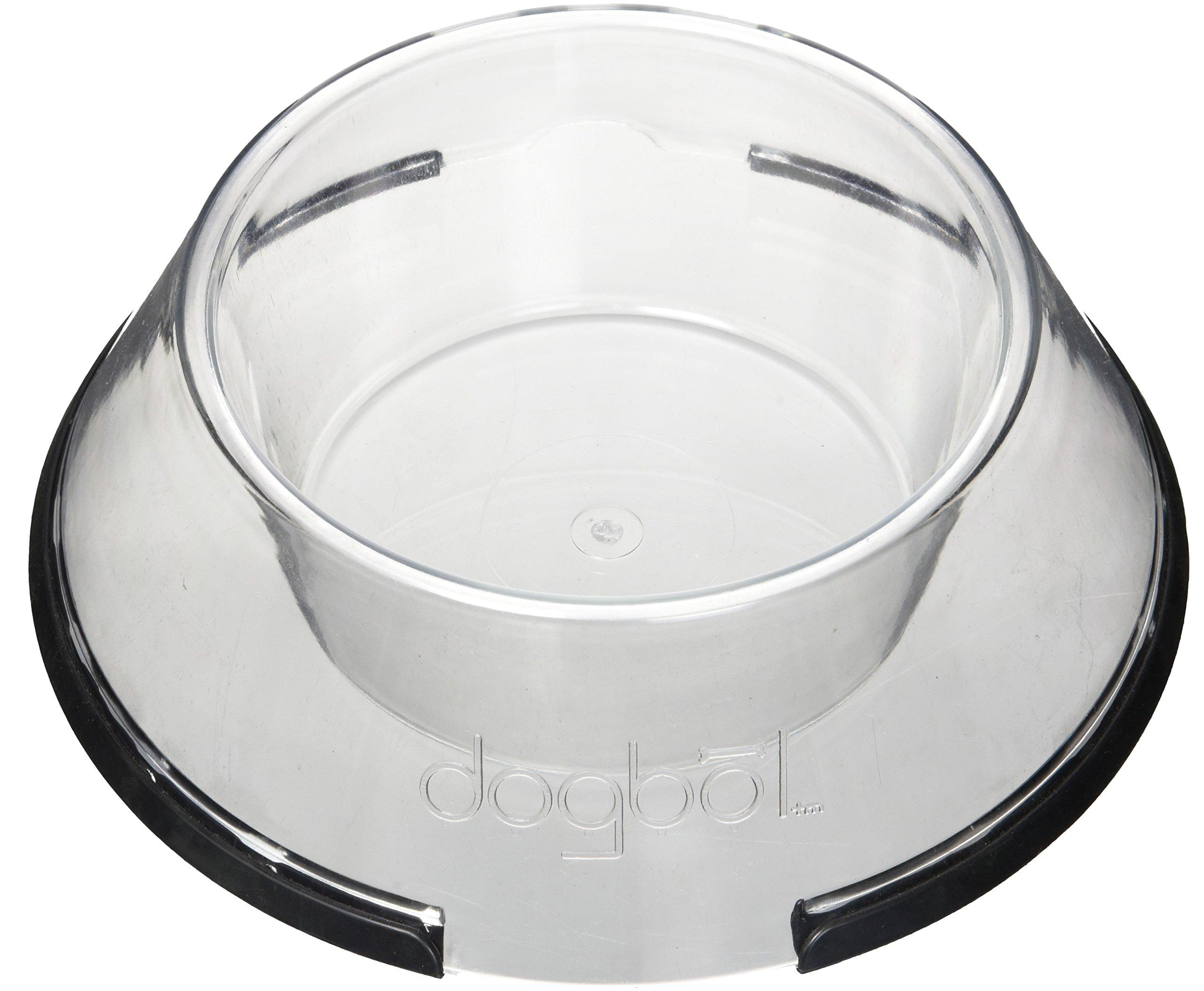petprojekt Small Dogbol, Dog Dish, Clear