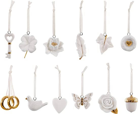 Hallmark 2017 With This Ring Wedding Ornament