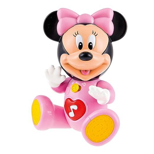 83 opinioni per Clementoni 14896- Baby Minnie Muovi e Impara, Età +10 Mesi