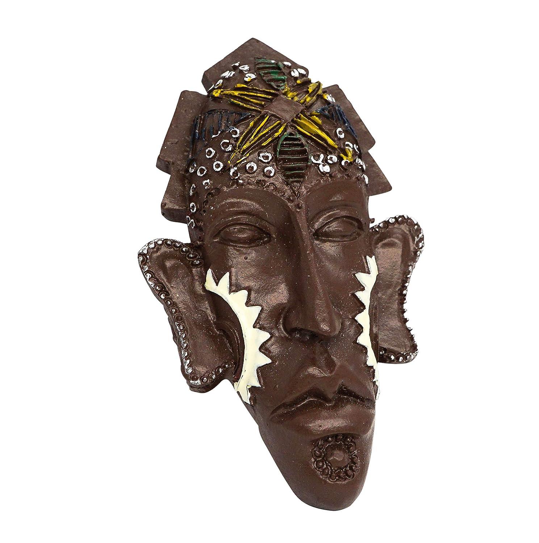 zamonji Imán para Nevera 3D con Diseño De La Arquitectura De Recuerdo, Decoración De Hogar Y Cocina - Máscara, Cultura indígena en África: Amazon.es: Hogar