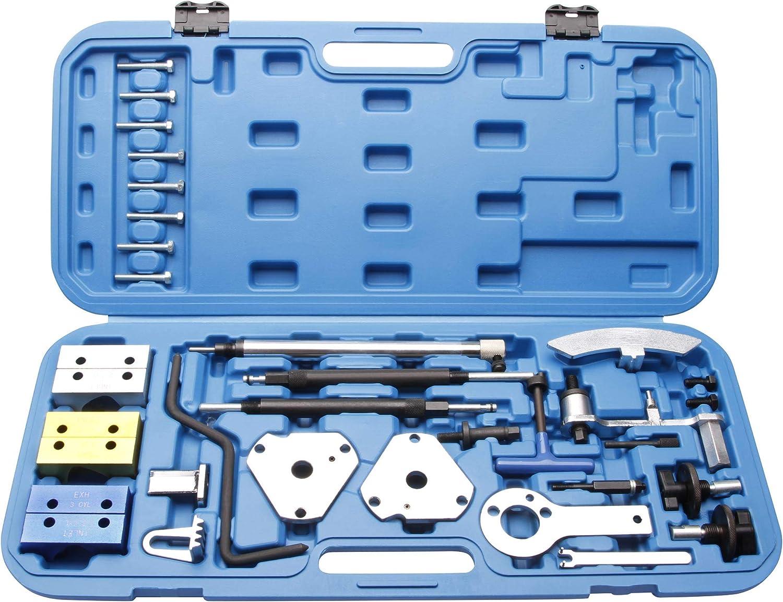 Caja para ajuste de motor y correa de distribución: Amazon.es: Coche y moto