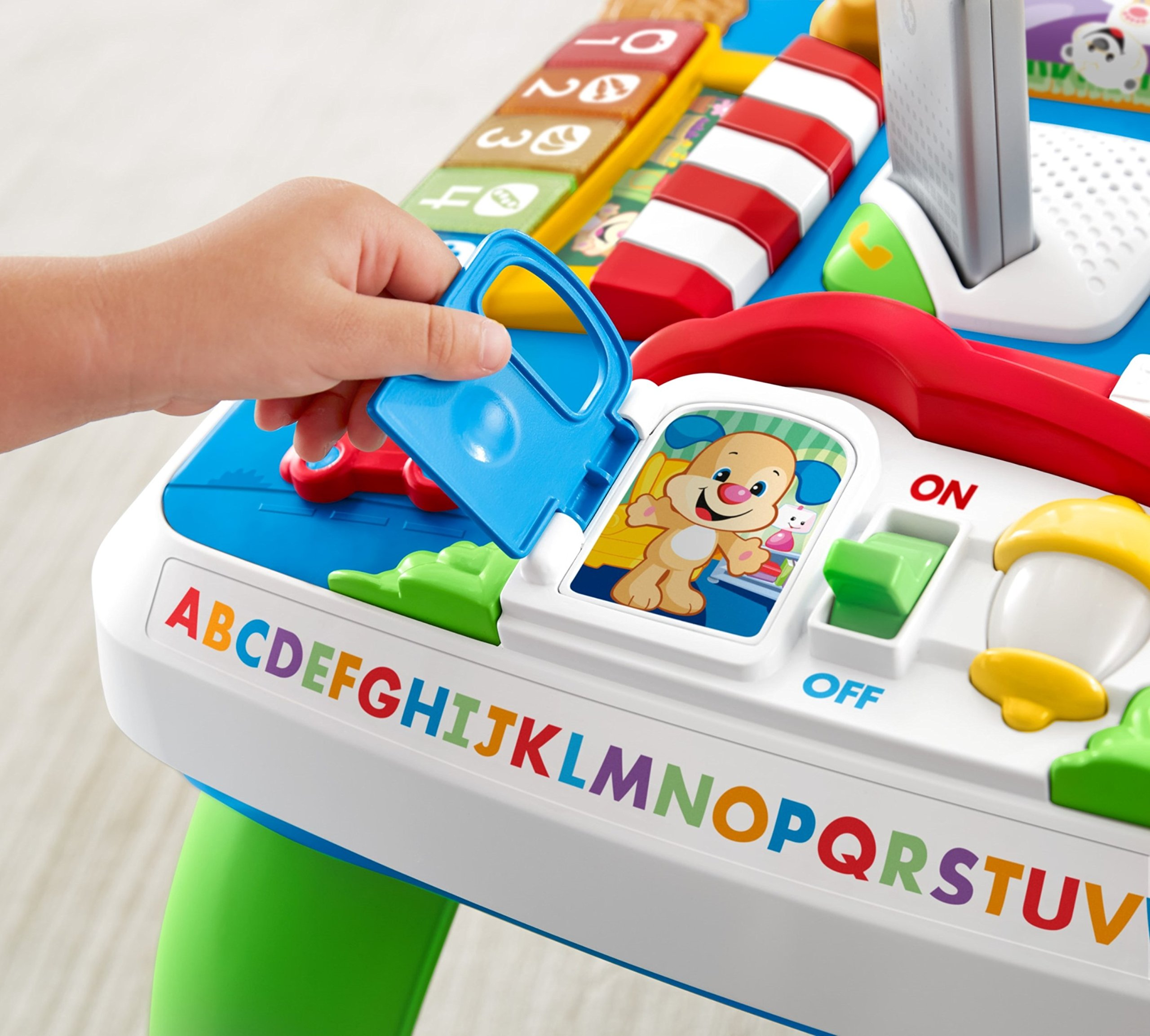 Fisher-Price Laugh & Learn Around The Town Learning Table by Fisher-Price (Image #18)