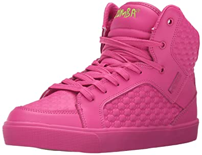 b46fed353 Zumba Athletic Footwear Women s Street Boss Fashion Dance Workout Shoes  with High Impact Protection