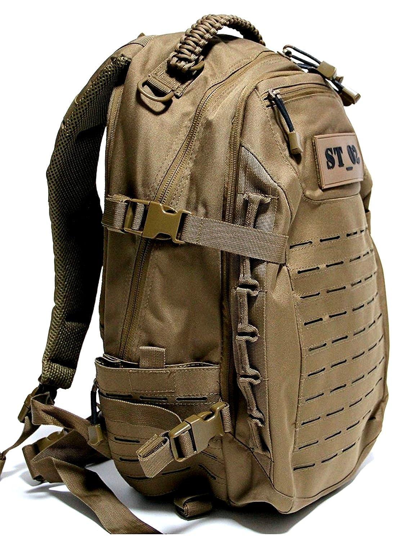101INC ミリタリー コンバット リュック CORDURA ST_02 / 25L バックパック 鞄   B071D66TXP