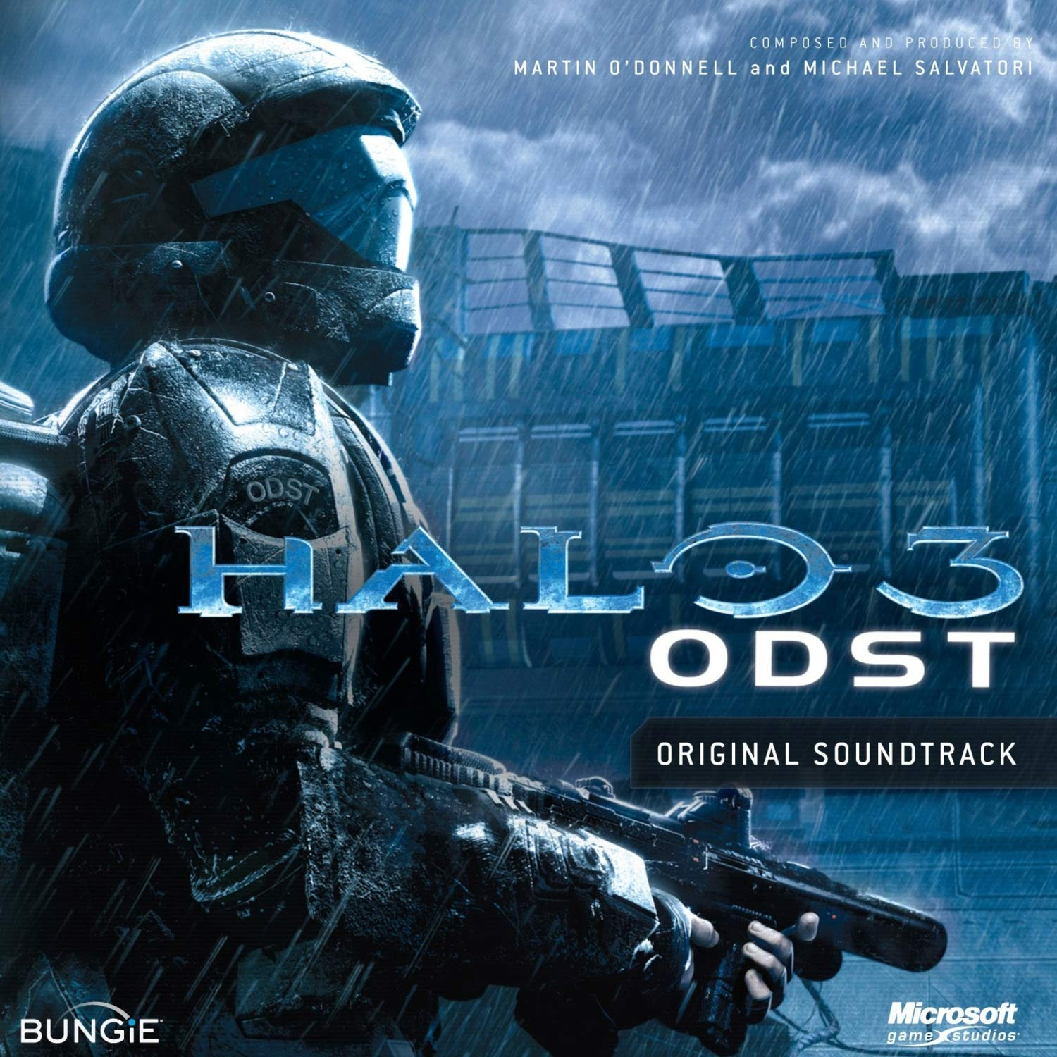 Halo 3: ODST Soundtrack Various Artists Martin O'Donnell Universal Music Canada Pop