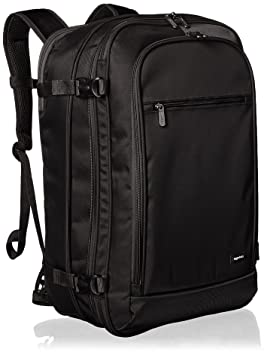 Review AmazonBasics Carry-On Travel Backpack,