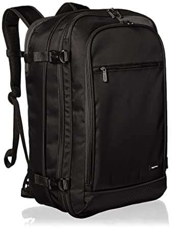 ab941f47843b AmazonBasics 46 Ltrs Carry-On Travel Backpack