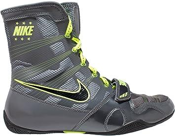 Nike HyperKO MP - Botas de Boxeo Us, Gris (Grey/Volt): Amazon.es: Deportes y aire libre