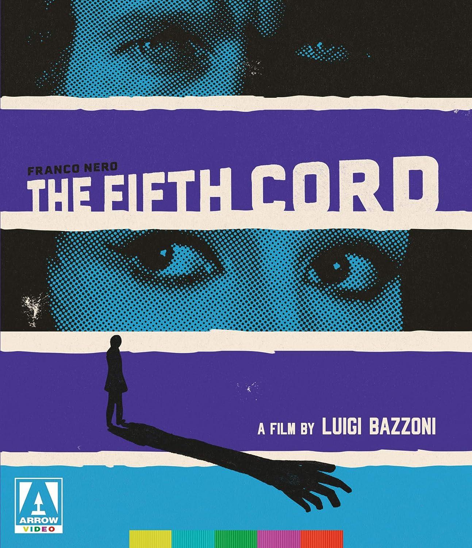 Amazoncom The Fifth Cord Blu Ray Franco Nero Silvia Monti