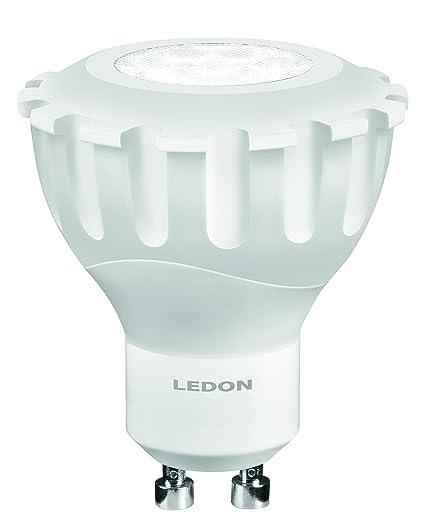 Bombilla LED Ledon MR16 8 W/60D/827 GU10 230 V DIM 29001050