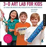 3D Art Lab for Kids (Lab Series)
