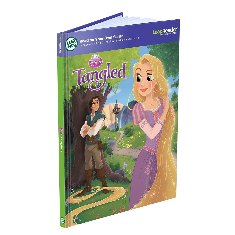 LeapFrog LeapReader Buch: Disney Rapunzel (funktioniert mit Etikett)