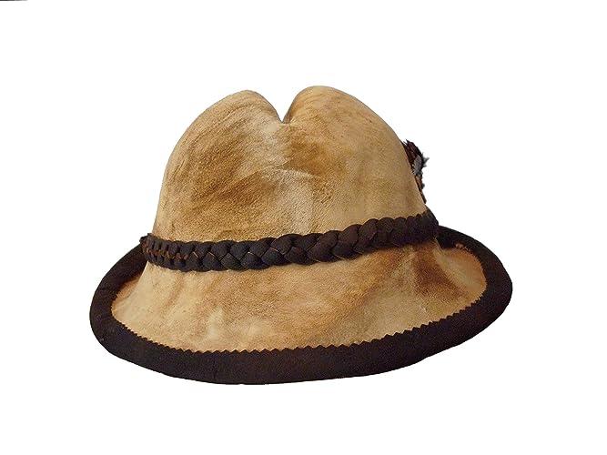 Amazon Com Amadou Hat Without Decoration Handmade
