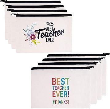 End of Year Gift Teacher Appreciation Teacher Gifts Gift For Teacher Special Teacher Zipper Pouch