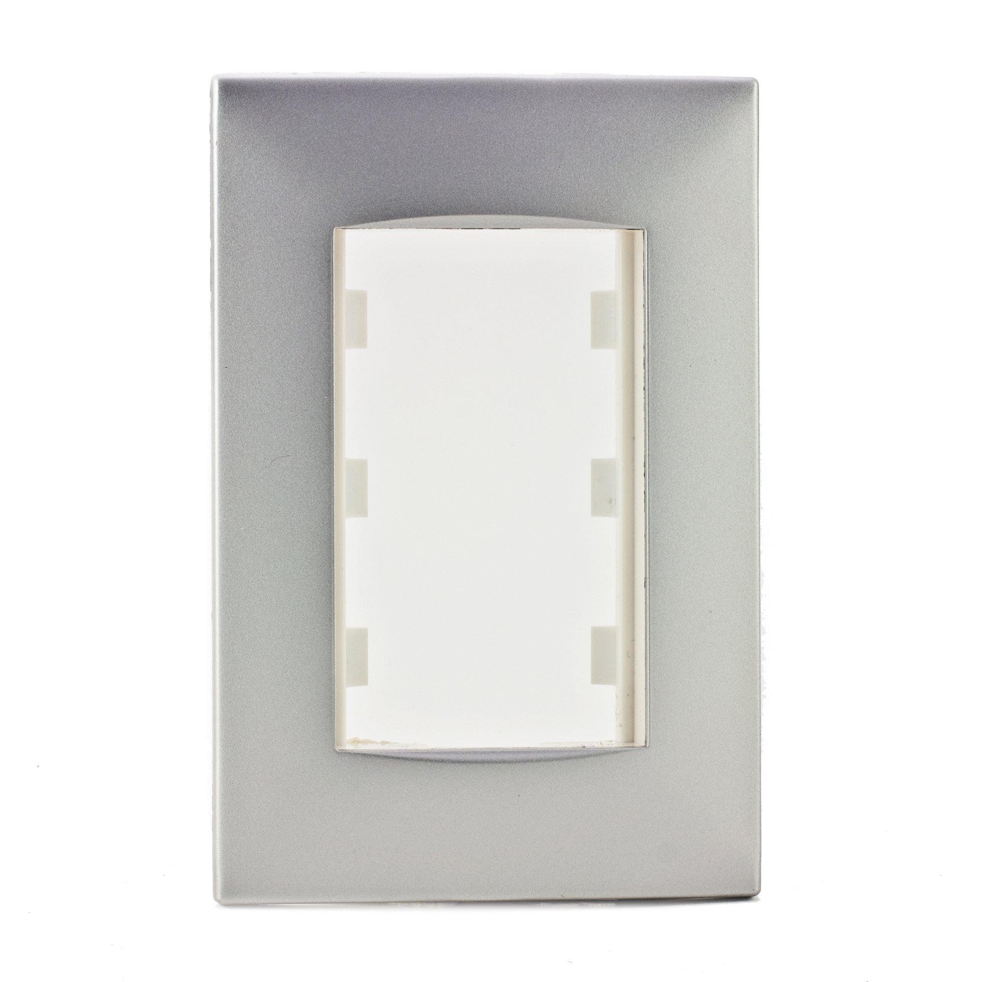 Euroloft Modular Wall Plate, Aluminum