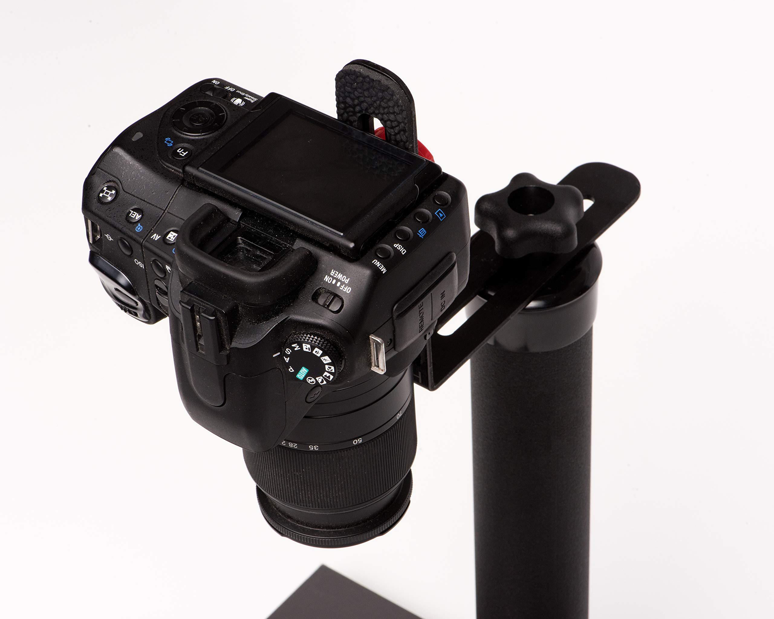 COPY STAND # HD400, A Compact & Small Tool for Digitizing Documents, Photos, or Small Objects with Today's SLR Super Megapixel Cameras by Stand Company (Image #6)