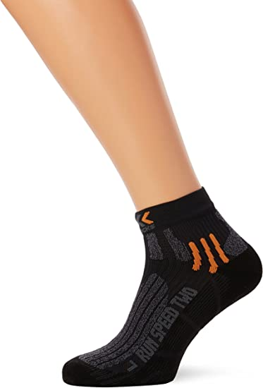 X-Socks Funktionssocken Run Speed Two - Calcetines: Amazon.es ...