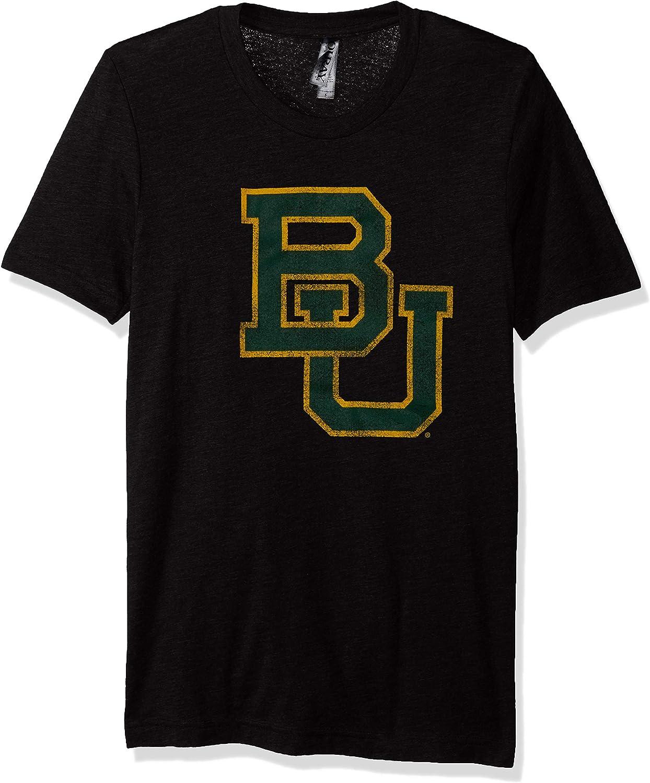 NCAA Mens Tri Blend Short Sleeve Tee
