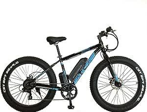 Bicicleta eléctrica, Fat Bike, FC Gredos, Bicicleta de montaña, e ...