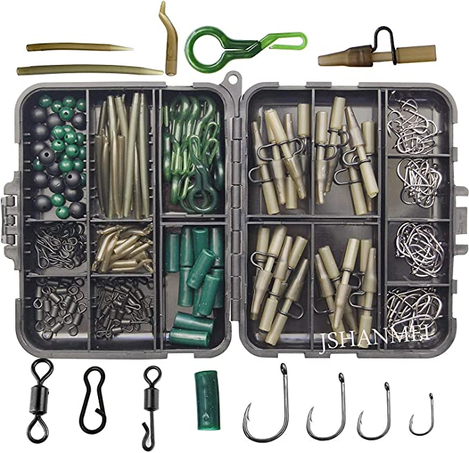 Details about  /120pcs//Box Fishing Soft Tail Rubbers Tail Rubber Tubes Fishing Tackle