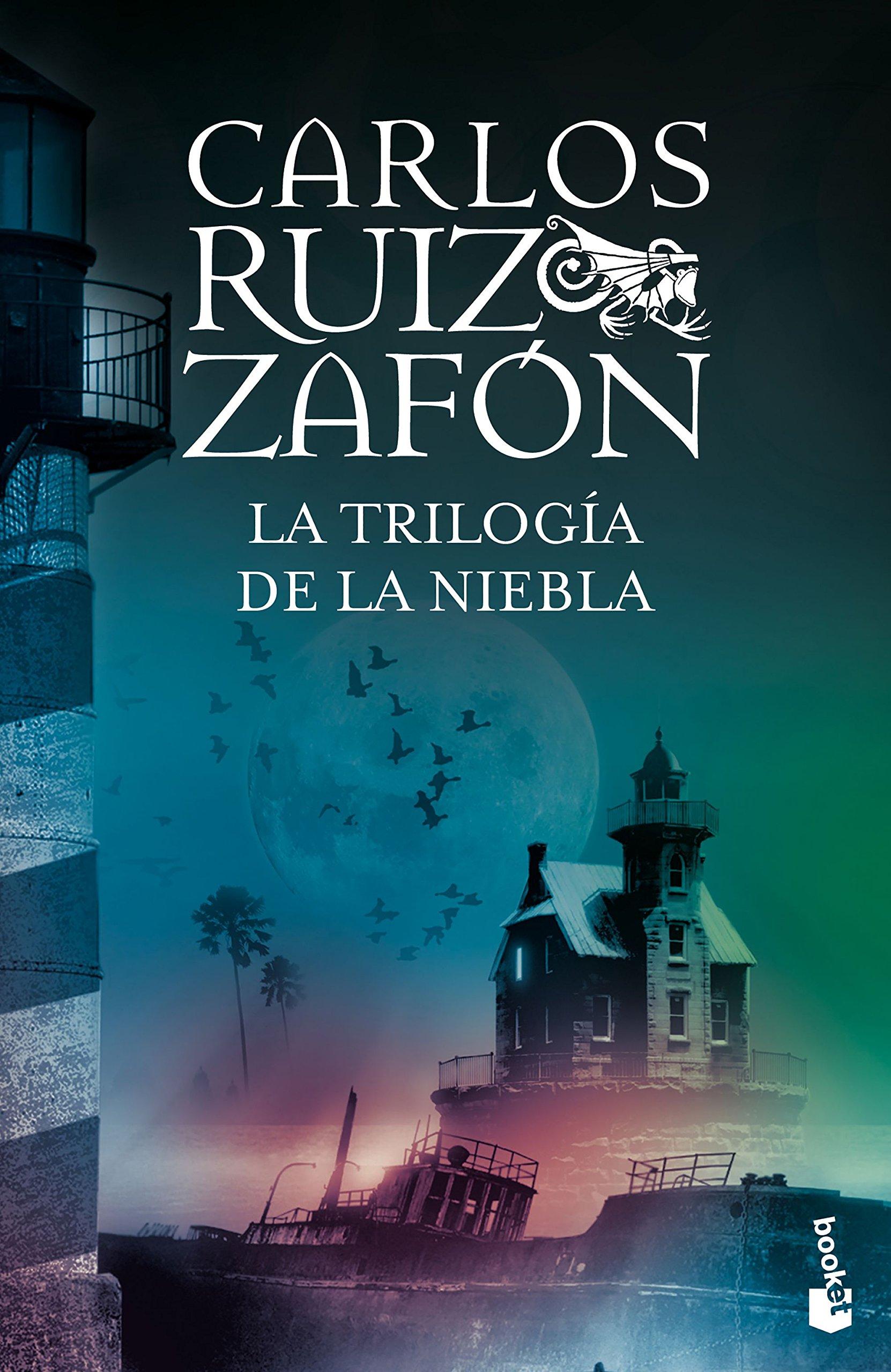 La Trilogía de la Niebla Biblioteca Carlos Ruiz Zafón: Amazon.es ...
