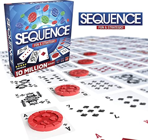 Goliath- Sequence, Multicolor (75000): Amazon.es: Juguetes y juegos